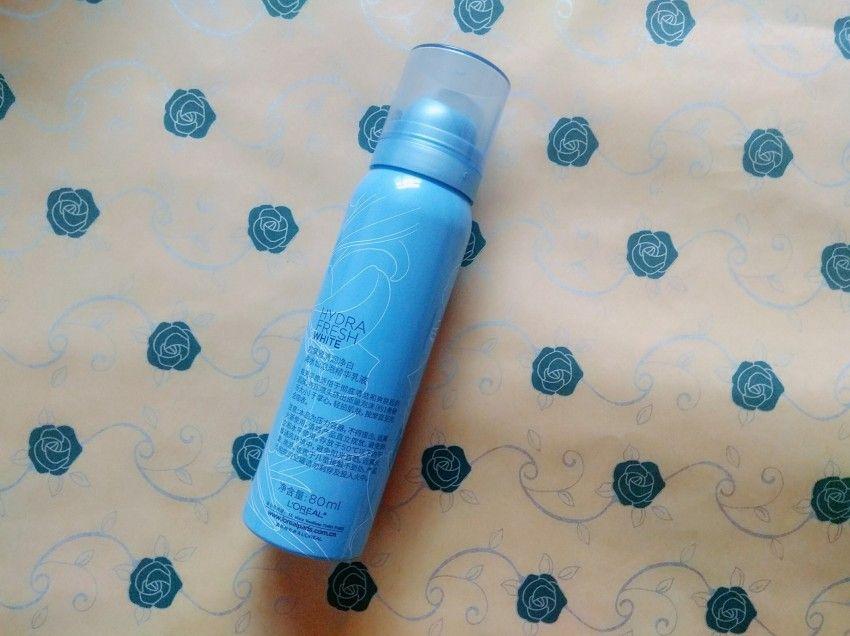 【小盖儿】巴黎欧莱雅清润净白海水仙泡泡精华乳液