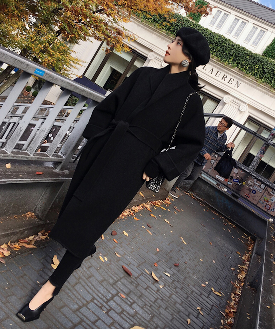 【Lisa爱梦游】小个子女生必看 网红店大衣如何搭配出大长腿