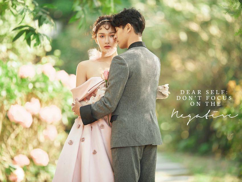 沈阳艾尔:小清新的婚纱摄影