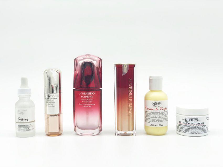【护肤心得】抗氧化保养要趁早,盘点分享爱用护肤单品
