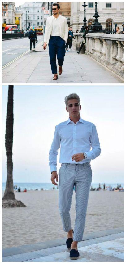 潮流搭配 |  型男日常該如何穿搭,這些你get到了嗎?