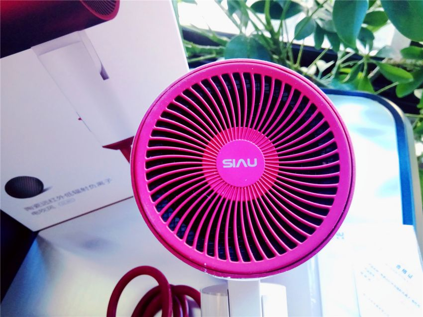 优雅如歌,低辐射低噪音的女神款诗杭(SIAU)吹风机CL-201