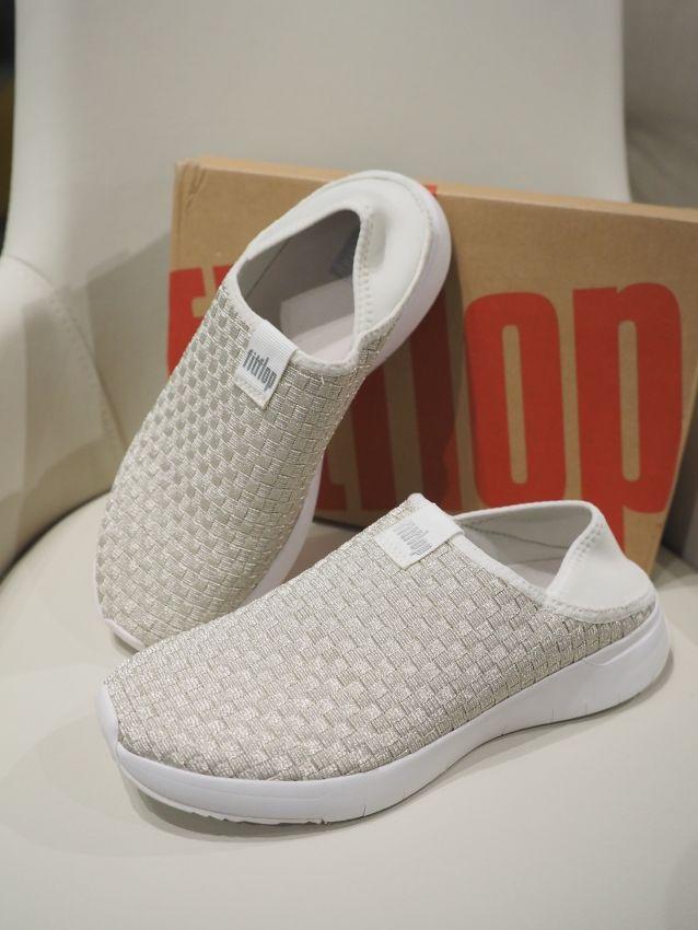 墻裂推薦|FitFlop針織休閑鞋,時尚與舒適兼備!